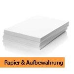Papier & Aufbewahrung