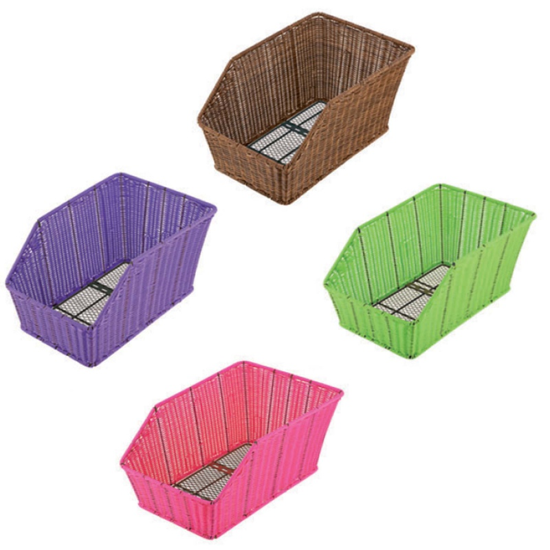 fahrradkorb xxl f r hinten geflochten bussmanns. Black Bedroom Furniture Sets. Home Design Ideas