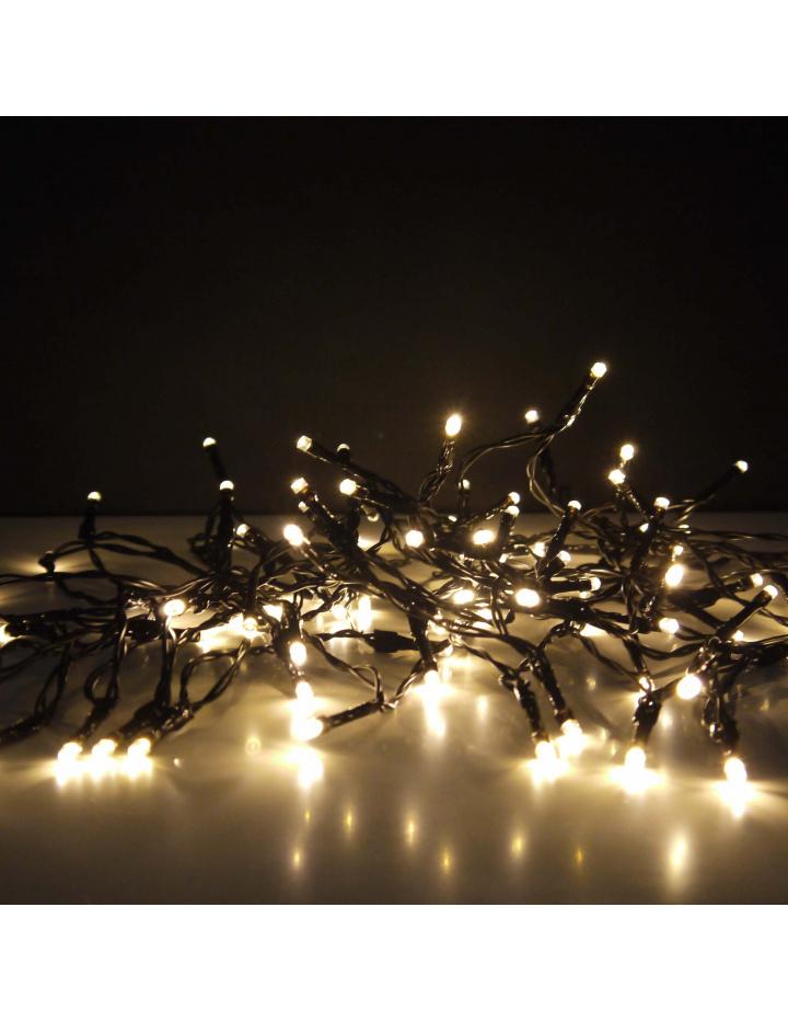 batterie lichterkette mit 96 leds kaufen bu mann s dekowelt. Black Bedroom Furniture Sets. Home Design Ideas